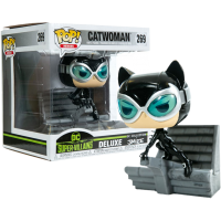 Batman: Hush - Catwoman on Rooftop Jim Lee Collection Deluxe Pop! Vinyl Figure