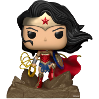 Wonder Woman - Wonder Woman Jim Lee Collection Deluxe Pop! Vinyl Figure