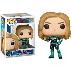Captain Marvel (2019) - Vers Pop! Vinyl Figure