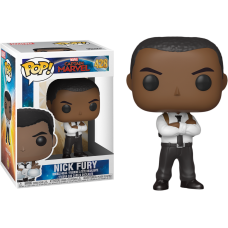 Captain Marvel (2019) - Nick Fury Pop! Vinyl Figure