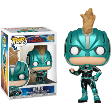 Captain Marvel (2019) - Vers Masked Pop! Vinyl Figure