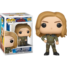 Captain Marvel (2019) - Carol Danvers Pop! Vinyl Figure