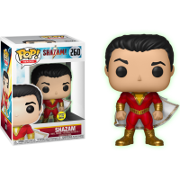 Shazam! (2019) - Shazam! Glow in the Dark Pop! Vinyl Figure