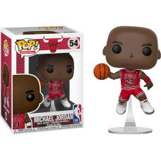NBA Basketball - Michael Jordan Chicago Bulls Pop! Vinyl Figure