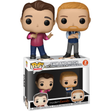 Modern Family - Cam and Mitch Pop! Vinyl Figure 2-Pack