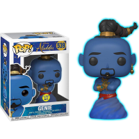 Aladdin (2019) - Genie Glow in the Dark Pop! Vinyl Figure