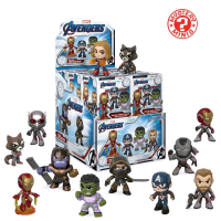 Avengers 4: Endgame - Mystery Minis HT Exclusive Blind Box (Display of 12)