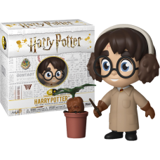 Harry Potter - Harry in Herbology Outfit 5 Star 4 inch Vinyl Figure