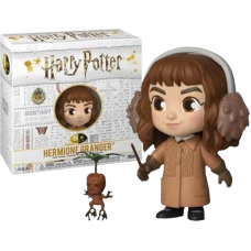 Harry Potter - Hermione in Herbology Outfit 5 Star 4 Inch Vinyl Figure