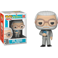 Dr Seuss - Dr Seuss Pop! Vinyl FigureV