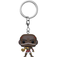 Overwatch - Doomfist Pocket Pop! Vinyl Keychain