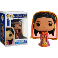 Aladdin (2019) - Princess Jasmine in Desert Moon Dress Pop! Vinyl Figure