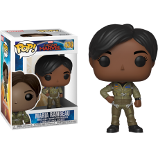 Captain Marvel (2019) - Maria Rambeau Pop! Vinyl Figure