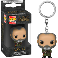 Game of Thrones - Davos Pocket Pop! Vinyl Keychain