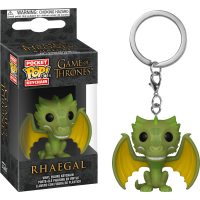 Game of Thrones - Rhaegal Pocket Pop! Vinyl Keychain