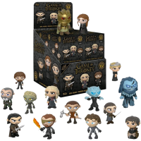 Game of Thrones - Mystery Minis Season 10 HT Exclusive Blind Box (Display of 12)