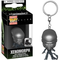 Alien - Xenomorph 40th Anniversary Pocket Pop! Vinyl Keychain