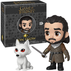 Game of Thrones - Jon Snow 5 Star 4 inch Vinyl Figure