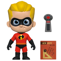 Incredibles 2 - Dash 5 Star 4 Inch Vinyl Figure