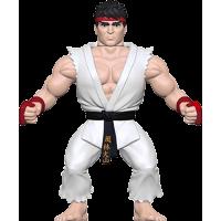 Street Fighter - Ryu Savage World 5.5 Inch Action Figure