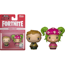 Fortnite - Ranger and Zoey Pint Size Hero 2-pack