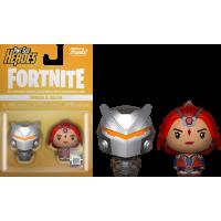 Fortnite - Omega Full Armor & Valor Pint Size Hero 2-pack