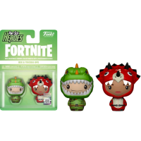 Fortnite - Rex & Tricera Ops Pint Size Hero 2-pack