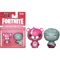 Fortnite - Cuddle Team Leader & Love Ranger Pint Size Hero 2-pack