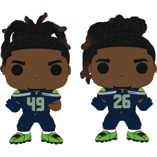 NFL - Griffin Brothers Seattle Seahawks Pop! Vinyl Figure 2-Pack
