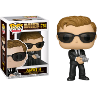 Men In Black: International - Agent H Pop! Vinyl Figure