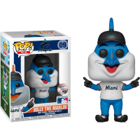 MLB Baseball - Billy The Marlin Miami Marlins Mascot Pop! Vinyl Figure