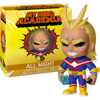 My Hero Academia - All Might 5 Star 4inch Vinyl Figure
