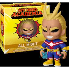 My Hero Academia - All Might 5 Star 4 Inch Vinyl Figure