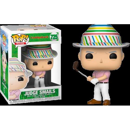 Caddyshack - Judge Smails with Hat Pop! Vinyl Figure