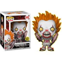 It (2017) - Pennywise with Spider Legs Glow in the Dark Pop! Vinyl Figure