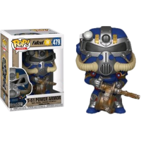 Fallout 76 - T-51 Power Armor Tricentennial Pop! Vinyl Figure