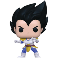 Dragon Ball Z - Vegeta Action Pose Pop! Vinyl Figure