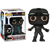 Spider-Man: Far From Home - Spider-Man in Stealth Suit with Goggles Up Pop! Vinyl Figure