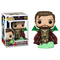 Spider-Man: Far From Home - Mysterio Unmasked Pop! Vinyl Figure