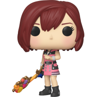 Kingdom Hearts III - Kairi with Keyblade Pop! Vinyl Figure