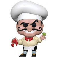 The Little Mermaid - Chef Louis Pop! Vinyl Figure