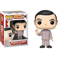 Mr. Bean - Mr. Bean in Pajamas Pop! Vinyl Figure