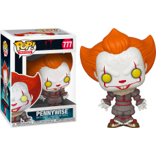 It: Chapter Two - Pennywise with Open Arms Pop! Vinyl Figure