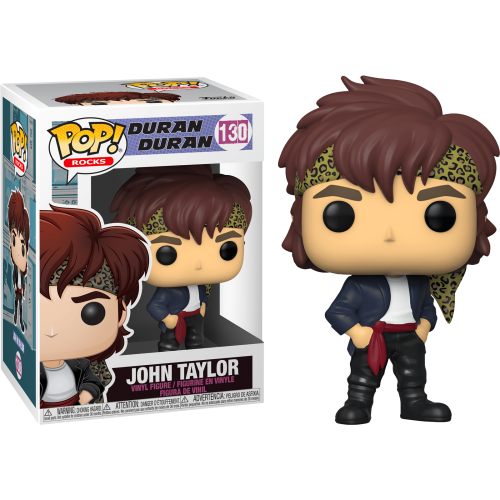 Duran Duran - John Taylor Pop! Vinyl Figure