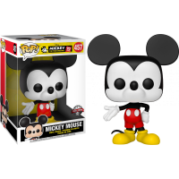 Mickey Mouse - Mickey Mouse 10 Inch Pop! Vinyl Figure