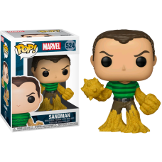 Spider-Man - Sandman Pop! Vinyl Figure