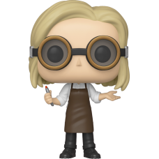 Doctor Who - Thirteenth Doctor with Goggles Pop! Vinyl Figure