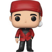The Office - Michael Scott as Santa Bond Pop! Vinyl Figure