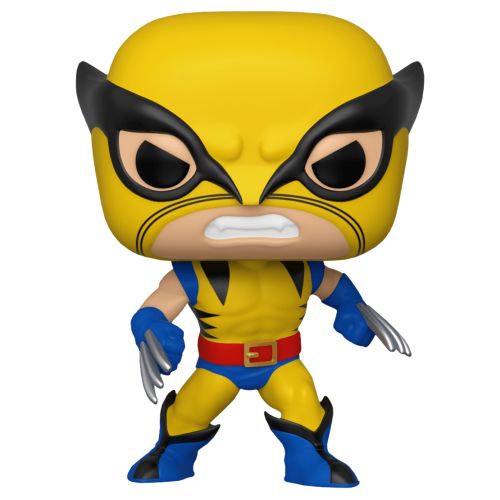 X-Men - Wolverine First Appearance 80th Anniversary Pop! Vinyl Figure
