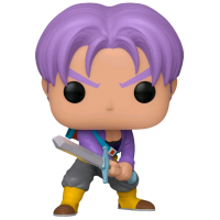 Dragon Ball Z - Trunks New Pose Pop! Vinyl Figure